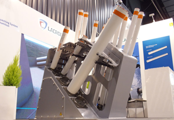LACROIX at the Latin American Defence & Security Exhibition