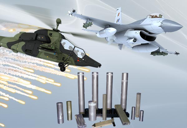 Lacroix will showcase at FIDAE 2018